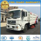 135kw自動洗浄およびクリーニングの道掃除人のトラックの価格