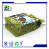 Sac respectueux de l'environnement d'empaquetage en plastique pour les aliments pour chiens secs d'animal familier