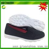 Neue Ankunfts-Breathable Beleg auf Schuhen für Frauen (GS-76871)