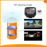 """Appareil-photo de tableau de bord du véhicule DVR d'affichage à cristaux liquides de FHD 1080P 2.0 """" vision nocturne d'enregistrement de boucle de G-Détecteur de 170 degrés et WDR"""