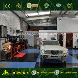 Atelier préfabriqué moderne de réparation de véhicule de garage de coût bas