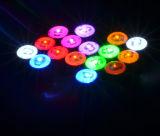 최신 판매 LED 번쩍이는 자석 귀걸이