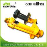 Desgaste - bomba de água de esgoto submergível química Process resistente do processamento mineral