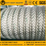 химически волокно 12-Strand Ropes полипропилен веревочки зачаливания, смешанный полиэфир