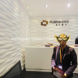 Enterprise Image Wall BackgroundのためのSoundproof耐火性の3D PVC Panel