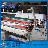 2017 rolos enormes de processamento que cortam o papel higiénico da máquina do rebobinamento do tecido do preço do equipamento