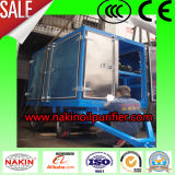 Doppeltes Stages Vacuum Insulation Oil Purifier, Oil Filtration mit Trailer