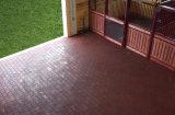 環境に優しい耐久の屋外のゴム製床タイルの犬骨のゴムタイル