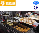 Steel di acciaio inossidabile Automatic Doughnut Making Machine con CE