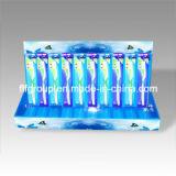 Caixas de exposição atrativas de varejo do Toothbrush