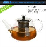 400-1200ml подгоняло обращанный стеклянный контейнер создателя чая
