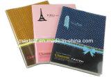Cuadernos de la chaqueta de PVC (EX210*145)