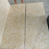 대리석 층계 대리석 단계 밝은 베이지색 대리석 층계