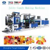Doces pequenos da geléia da capacidade para a máquina de depósito dos doces macios do Carrageenan do Pectin do Gelatin