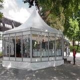Barraca do vidro de China da exposição do partido do evento do casamento do pico elevado grande