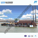Imbarcazione di dragaggio di dragaggio idraulica della sabbia dell'imbarcazione