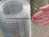 構築のための電流を通された溶接された鉄の金網