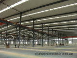 Helles Prefabricated Steel Structure für Workshop/Warehouse (DG2-055)