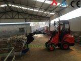 Carregador da exploração agrícola de China para a alimentação animal do mercado de Europa (ZL08F)