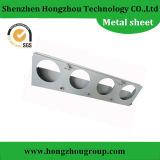 Fabricación de metal de hoja del OEM China para el rectángulo del metal