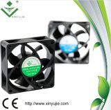 ventilateur de refroidissement de C.C de 70*70*25mm Hot 2016 Plastic Fan Made en Chine