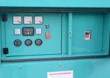 22kw Isuzuの自動車/手動開始を用いる無声ディーゼル発電機3段階
