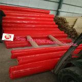 Suelo del PVC de Baoxiniao de la anchura de los 2.5m/2.9m/3.0m/3.3m por el rodillo