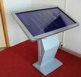 55 дюймов киоск сенсорного экрана средств LCD объявления гарантированности 1 года