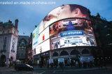 P6 광고를 위한 옥외 풀 컬러 발광 다이오드 표시