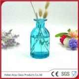 250 ml de aceite esencial / tarro de perfume, Galss tarro de perfume, perfume de la botella del aroma difusor de lámina de cristal