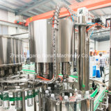 Terminar a máquina de engarrafamento pura do Aqua da água mineral da mola