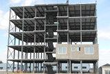 Здание офиса контейнера стальной структуры портативное