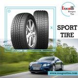 Pneu de véhicule 245/35r20, pneu chinois d'ACP, pneu avec l'étiquette