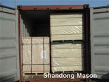 tarjeta incombustible de base de la puerta del MGO de la baja densidad de 25m m