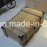 Овальный Handmade обращанный подгонянный деревянный бочонок сада
