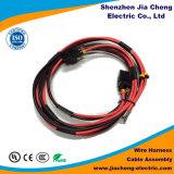 De aangepaste Zwarte Uitrusting van de Draad met Goede die Kwaliteit in China wordt gemaakt