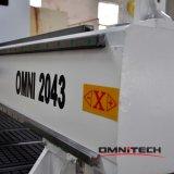 CNC маршрутизатора цены по прейскуранту завода-изготовителя Omni для деревянного вырезывания