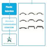 Modanatura di plastica personalizzato fornitore della maniglia di portello dell'iniezione di plastica della Cina