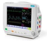 Neugeborener Überwachungsgerät-neugeborenes Kind Nicu Screen-lebenswichtige Zeichen-Monitorapnea-Monitor FDA-gebilligt (SC-C60)