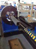 Cortadora del tubo del tubo y del cuadrado del CNC