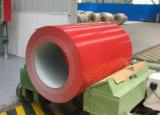 L'acciaio galvanizzato preverniciato si arrotola (PPGI)