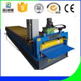 De Dubbele Laag die van China Machine voor het Dakwerk van het Metaal vormen