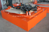 Ímã de levantamento elétrico para segurar barras empacotadas