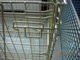 Steifer Stapel-Speicher-Maschendraht-Behälter