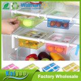 부엌 냉장고 냉장고 공간 보호기 저장 조직자 4color를 미끄러지십시오