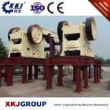 Gute zuverlässige Qualitäts-PET Serien-Kiefer-Zerkleinerungsmaschine/Steinzerkleinerungsmaschine