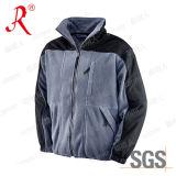 Микро- приполюсная куртка ватки для людей (QF-488)