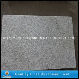Flameado/Polished Cachemira White Granite Flooring Tiles para Kitchen/Bathroom