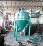 使用されたタイヤの罰金のゴム製微粒の生産工場か装置を作る開拓されたゴム製処理機械またはゴムタイル