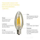 ハウジング、こはく色のゆとりのための2With3With5With8W C35 LEDの電球